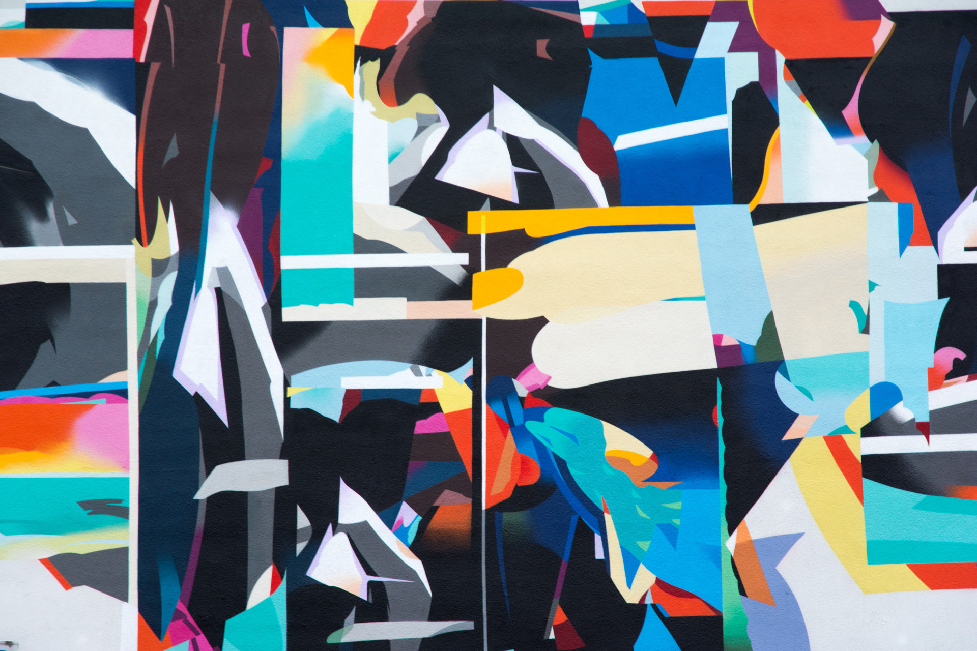 River Tales | Flussgeschichten | 2017 | street art festival